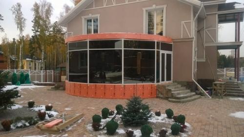 Алюминиевые конструкции - АСП-Сервис, Новосибирск